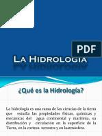 Importancia de La Hidrologc3ada1
