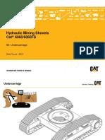 002 Cat-6060 Undercarriage