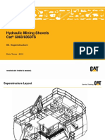 003 Cat-6060 Superstructure