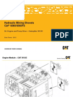 004_Cat-6060_Engine and Pump Drive - Cat 3512C