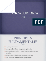 Logica Juridica Principios Fundamentales