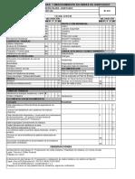 Formato Inspecciones HSE Ignifugado N°010