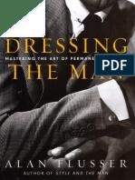 Alan Flusser - Dressing the Man