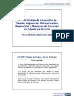 Curso API 570 (Español) Jun 2015