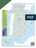 Climogramas España. UNED