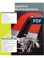 Electromagnestimo y Magnetismo