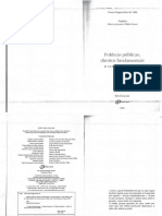 Políticas Públicas, Direitos Fundamentais e Controle Judicial - VALLE, Vanice Regina