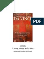 Zurdo, David- El Diario Secreto de Da Vinci