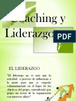 1.- Coaching y Liderazgo