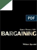 Game Theory Bargaining - William Spaniel