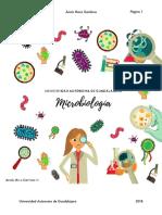 Introducción a Microbiología