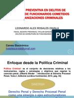 Prisión-preventiva y Prolongación de Prisión Preventiva - Alex Rosales
