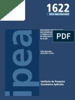 Artigo 21-IPEA-Comercio Externo Brasil e China