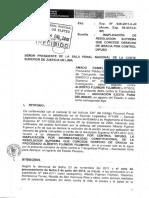 Carta de Procurador Amado Enco a La SPN