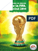 Fifa World Cup 2014 Manuals Sony Playstation 3 Fr