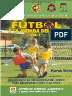 Libro-fútbol - A La Medida Del Niño 1
