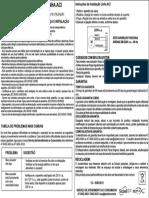 Manual de Instruções e Instalação - Linha ACI
