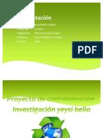 Trabajo Final de Educacion Para La Paz