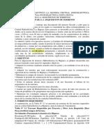 PROYECTO HIDROELECTRICO TINGUIRIRICA