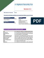 NSX v Security Configuration Guide Ver2.1