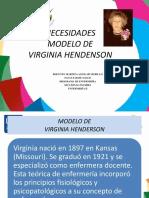 3. Necesidades Humanas Segun Virginia Henderson