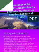 presentación ecología