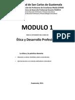 209567783 Modulo 1 Etica y Desarrollo Profesional