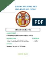 Laboratorio Circuitos Lab Nro5
