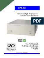 XPS Q8 XPSDocumentation