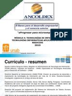 [PD] Presentaciones - TICs aplicadas a los negocios.pps