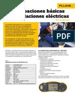 Fluke Appnotes Basic Electrical Install Testing