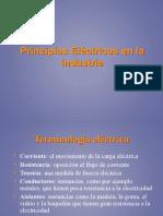 Principios Electricos Industria