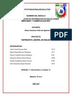 INTERPRETACIÓN DE INFORMACIÓN EN INGLÉS SOBRE MERCADEO Y COMERCIALIZACIÓN