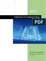 PROYECTO BIMESTRAL