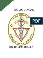 Curso Zodiacal Krumm Heller