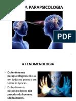 Abc da parapsicologia