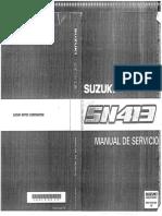 Suzuki Jimny Sn413