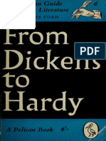 (the Pelican Guide to English Literature, Vol. 6) Boris Ford-The Pelican Guide to English Literature 6_ From Dickens to Hardy-Penguin Books
