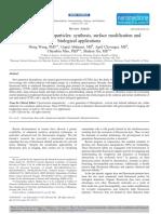 Upconversion Nanoparticles Synthesis Surfac 2011 Nanomedicine Nanotechnol