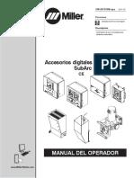 Subarc Owners Manual Spainish