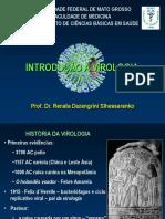 introdução à virologia