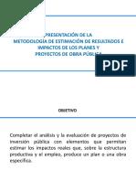 Presentacion Impacto y Ex Post ARGENTINA