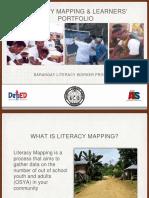 034i r Literacy Mapping Portfolio