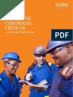 Guia Implementacion Gestion Controles Criticos ICMM