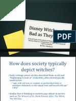 disney witches eiu 4155 spring 2016