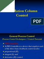 Distillation Column Contol