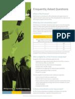 Flint Promise Scholarship requirements