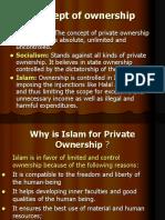Fundamentals of Islamic  Economics