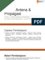 AntProp 12 Propagasi GEM