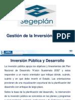 Guatemala Gestion de La Inversion Publica